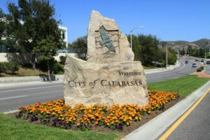 City of Calabasas: Welcome Monument