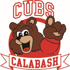 Calabash Bear Cubs Logo