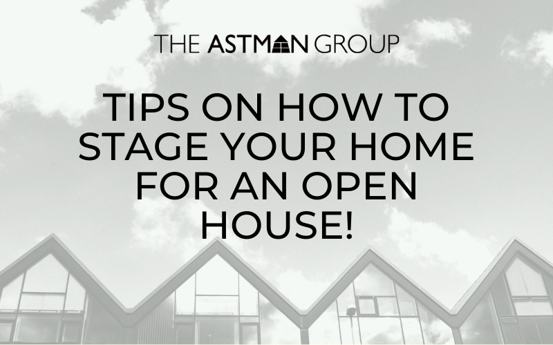 Tips On How To Stage Your Home For An Open House Blog Cover